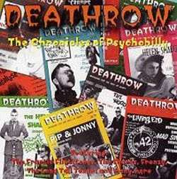 Deathrow CD cover