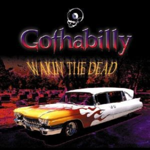 Gothabilly CD cover