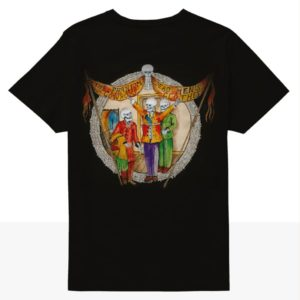 Dead Men's Clothes tshirt