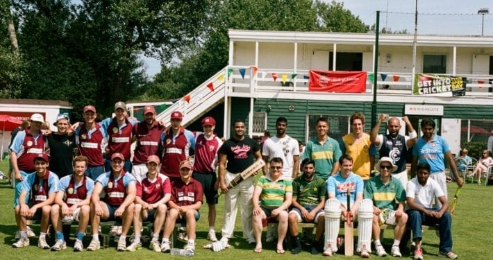 Club Day 2016 - HCC versus Rest of the World